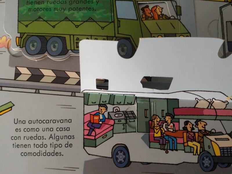 Transportes y máquinas Eh