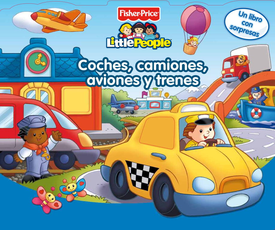 Cuento Little People