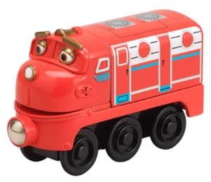Chuggington Wilson Wooden Railway