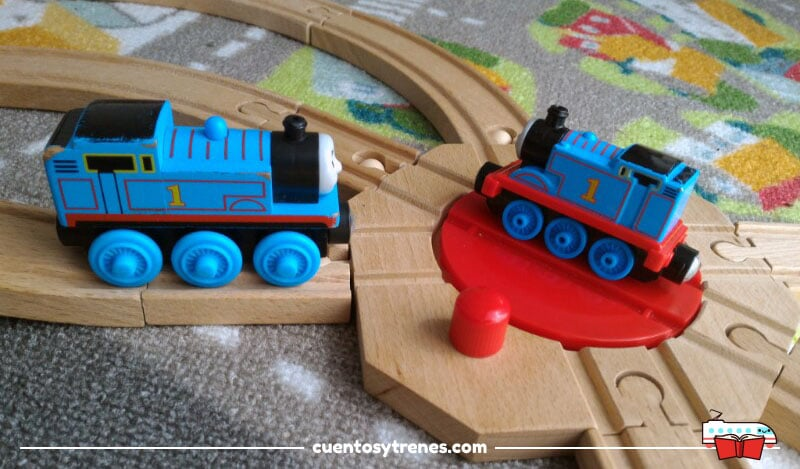 Thomas&Friends Takenplay y Wooden Railway