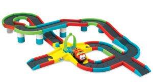 Carreteras de juguete de Beep beep