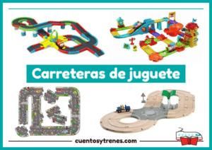Carreteras de juguete