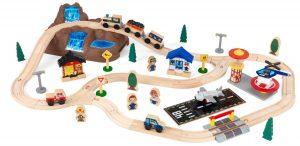 Tren de madera de KidKraft