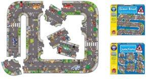 Puzzle de carreteras de Orchard Toys