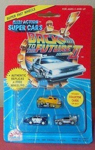 """""""Micromachines"""" de Regreso al Futuro"""