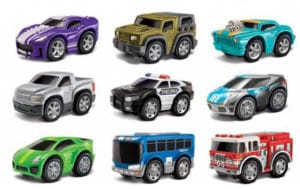 Coches de Nano Speed