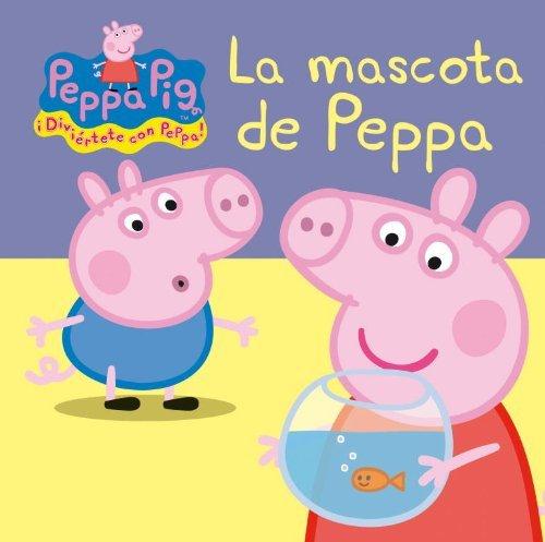 La mascota de Peppa Pig