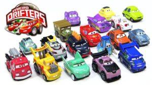 Micro drifters de Cars