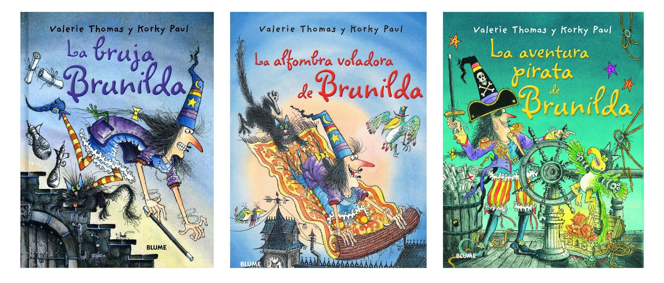 Cuentos de la bruja Brunilda