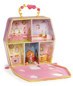 Casa maletín Mini Lalaloopsy