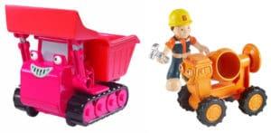 Camiones de obra para niñas de Bob the Builder