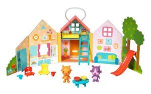 Casa de juguete unisex de Sago