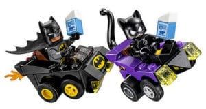Coche de Lego de Catwoman