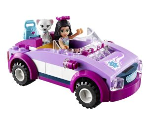Coche de Lego Friends