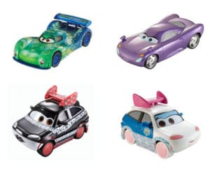 Personajes femeninos de Cars