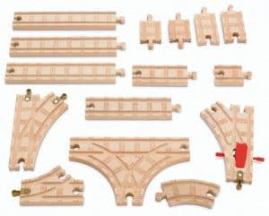 Vías de madera de Thomas & Friends