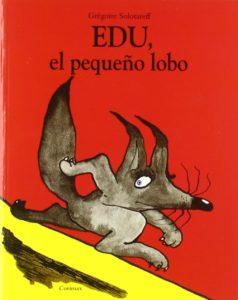 Edu, el pequeño lobo