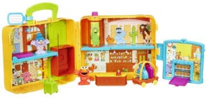 Casa maletín de juguete del Hotel Furchester