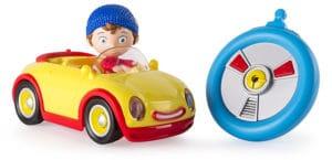 Coche teledirigido de Noddy detective de juguetes
