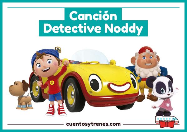 Letra de la canción Noddy Detective en el País de los Juguetes