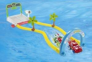 Circuito de carreras para el agua de Cars