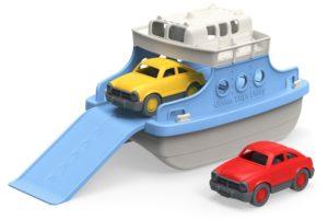 Ferry con coches para el agua de Green Toys