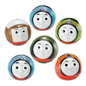 Pelotas Thomas rail rollers
