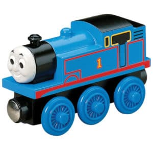 Thomas y sus amigos wooden railway