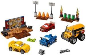 Juguete de Lego Juniors de Cars 3