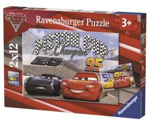 Puzzles Cars 3 Ravensburger