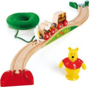 Brio Disney Winnie Pooh Tren madera