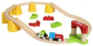 Mi primer circuito de tren Brio