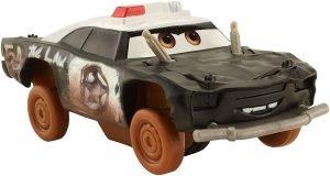 APB policía de Cars 3