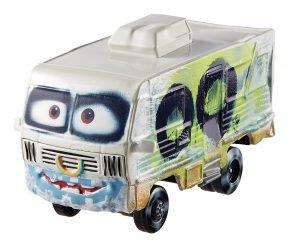 Arvy autocaravana de Cars 3