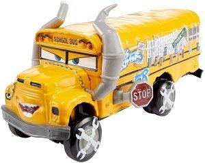 Autobús escolar miss Fritter Cars 3