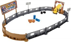 Circuito Thunder Hollow con autobús Cars 3 Mattel