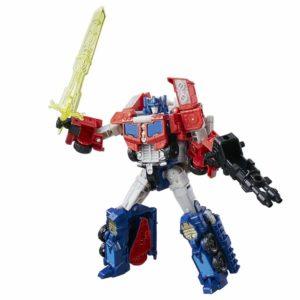 Figura Transformers Retorno de los Titanes