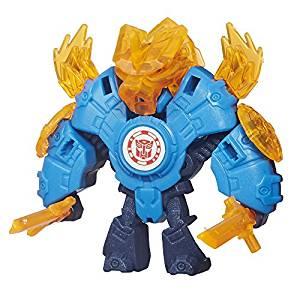 Juguete Transformers Mini-con