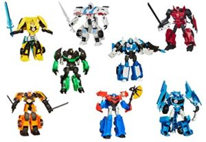 Transformers Robots in Disguise Warriors
