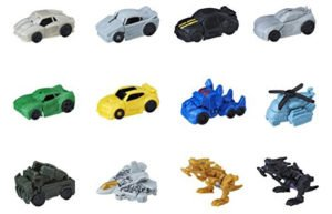 Transformers Tiny Turbo Changers