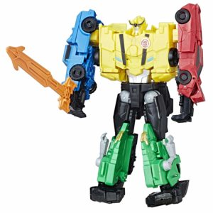 Figura Transformers Combiner Force Team
