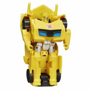 Juguete Transformers 1step Bumblebee