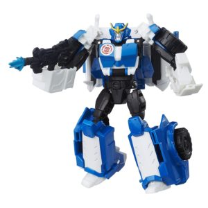 Juguete Transformers 5 steps Strongarm
