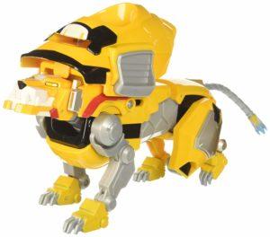Juguete de Voltron León amarillo de Hunk