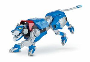 Juguete de Voltron León azul de Lance