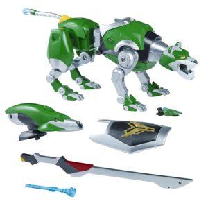 Juguete de Voltron León verde de Pidge